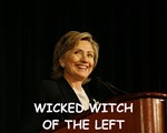 funny anti hillary clinton joke on gifts and t-shi