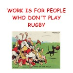 a fuuny rugby joke on gifts and t-shirts