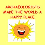 a funny archaeology joke on gifts and t-shirts.