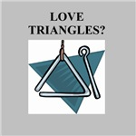 triaangle muisic gifts and t-shirts