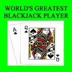 world's greatest blackjack gifts t-shirts