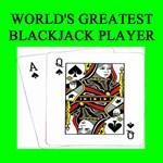 world's greatest blackjack gifts t-shirts