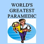 world's greatest paramedic emt gifts t-shirts