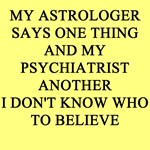 astrology joke gifts t-shirts
