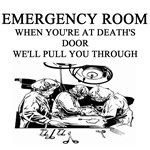 emergency room gifts t-shirts