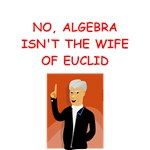 a funny math joke