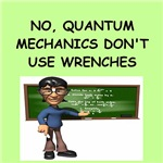 quantum mechanics joke gifts t-shirts
