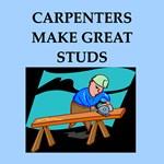 carpenter joke gifts t-shirts