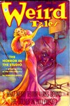 Weird Tales gifts and t-shirts