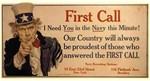 Patriotic-Uncle Sam First