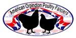 American Orpington Poultry Fanciers Logo