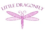 Little Pink Dragonfly