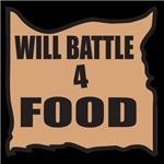 Will Battle 4 Food
