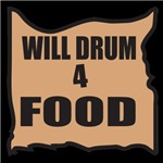 Will Drum 4 Food