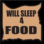 Will Sleep 4 Food