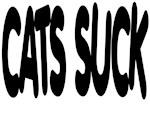 Cats Suck