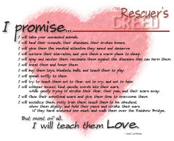 IMPS/Rescuers Creed