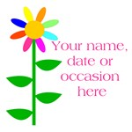 Personalized Floral Design
