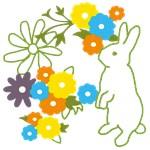 flower bunny
