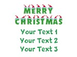 Personalized Merry Christmas Shirts