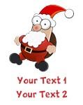 Personalized Santa Shirts