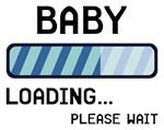 Baby Loading Please Wait T Shirts