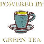 Powered By Green Tea