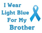 Prostate Cancer Support Brother T-shirts and Gifts