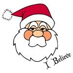 I Believe Christmas T-shirt