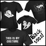 Black Shirts - Halloween Costumes