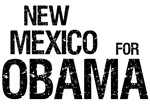 New Mexico For Obama T-shirts