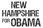 New Hampshire For Obama Tees