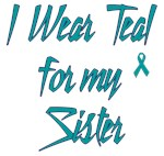 Ovarian Cancer Support Sister Shirts