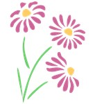 Cute Floral T-shirts
