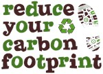 Reduce Your Carbon Footprint Shirts