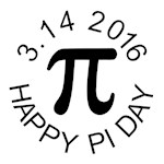 Pi Day 2015 Shirt
