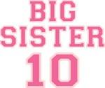 Big Sister 10 T Shirts