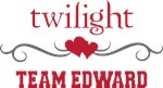 Twilight Team Edward T Shirts