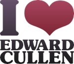 I Love Edward Cullen Shirts