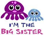 I'm the Big Sister Tee Shirts