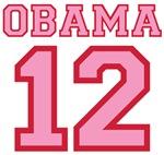 Girly Team Obama Shirts
