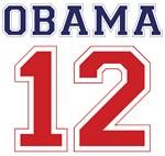 Patriotic Team Obama Shirt