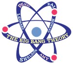The Big Bang Theory Characters Shirts