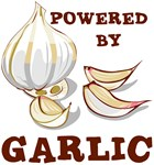 Powered By Garlic Tees