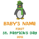 Custom Baby's First St Patricks Day Shirts