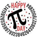 Happy Pi Day T Shirts