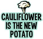 Cauflower New Potato Shirts