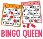 Bingo Queen Shirts