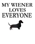 My Wiener Loves Everyone