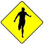 Runner Crossing
